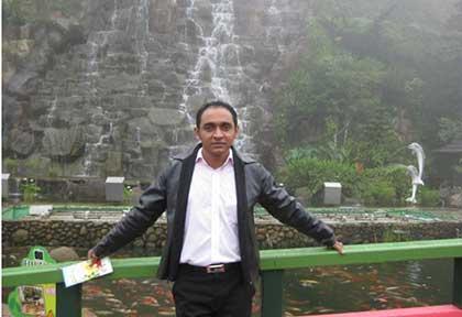 At Kualalumpur, Malaysia